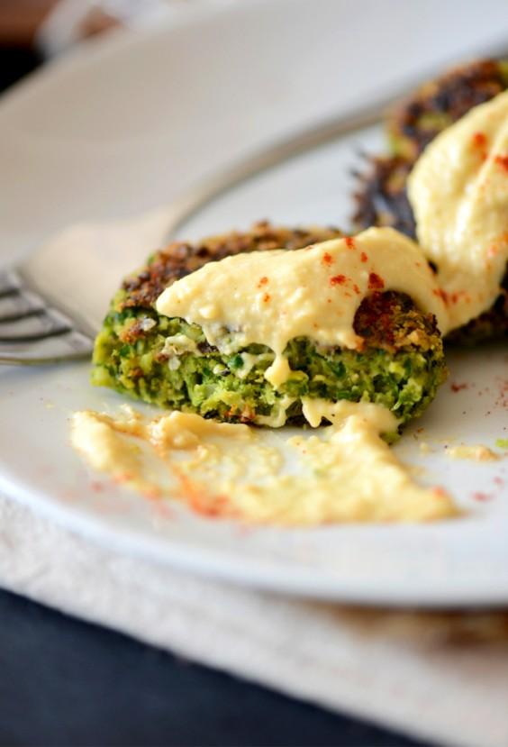 Greens Recipe: Better Than Restaurant Falafel
