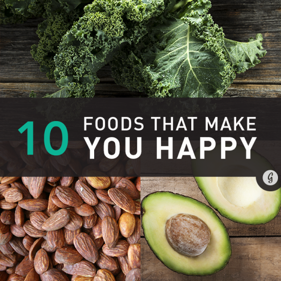 10 Nutrients Scientifically Proven to Make You Feel Awesome