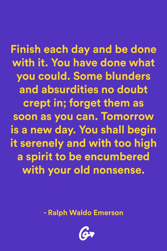 Best Quotes On Life: Quote By Ralph Waldo Emerson