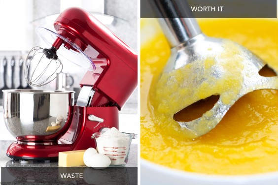 Kitchen Aid vs Blender