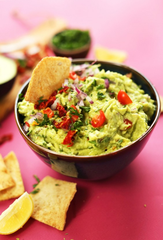 Greek Guacamole Recipe