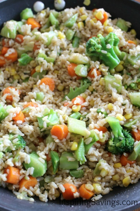 Healthy Dinner Recipes for Beginners: Easy Weeknight Vegetable Stir-Fry by Inspiring Savings