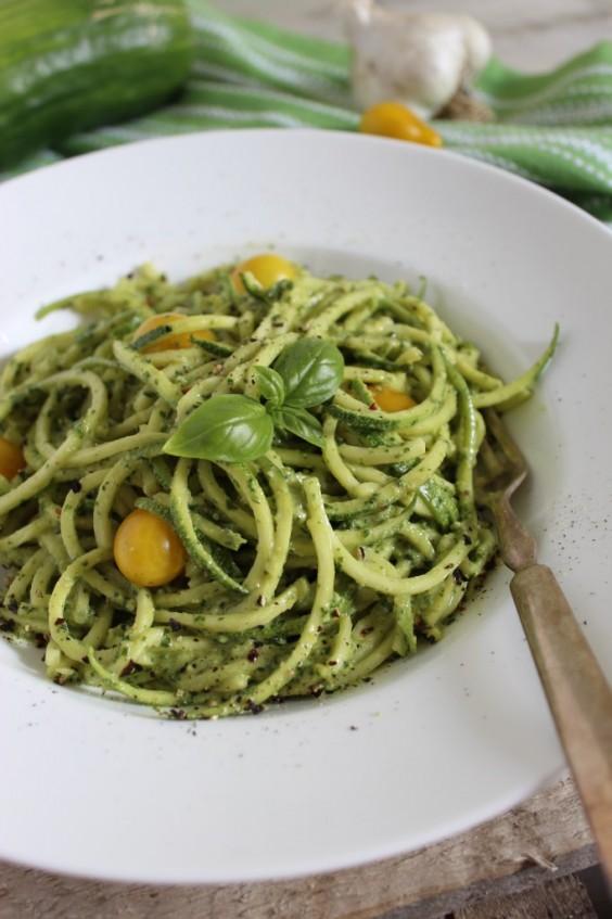 top 2016 recipes: Zucchini Pasta