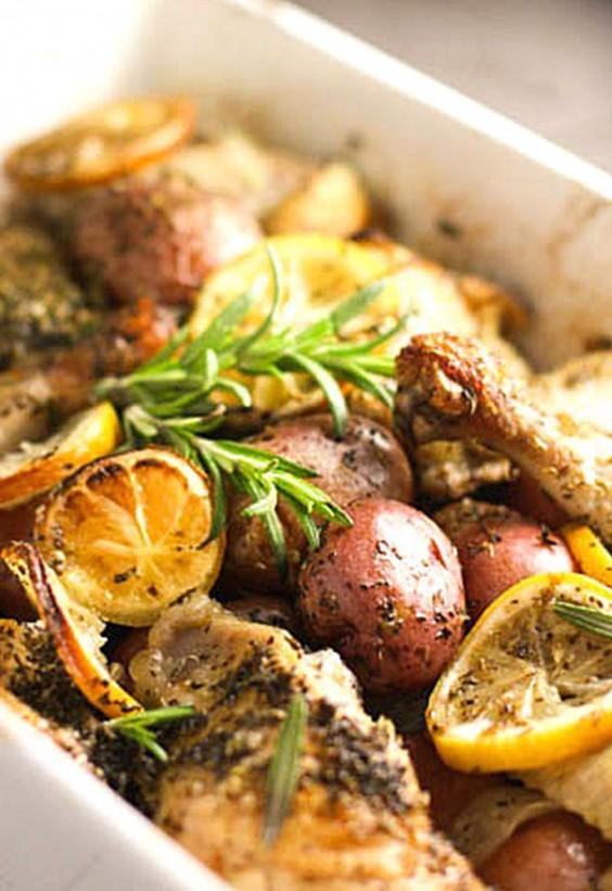 top 2016 recipes: Rosemary Chicken