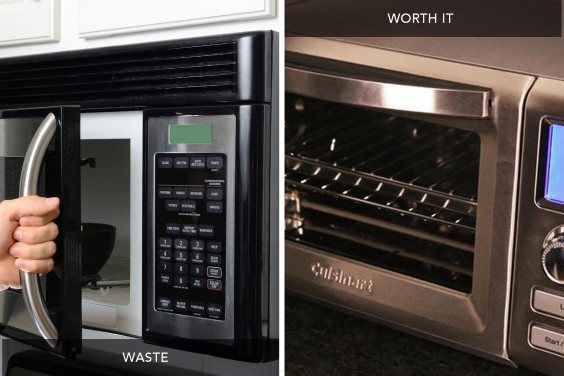Microwave vs Convection Oven