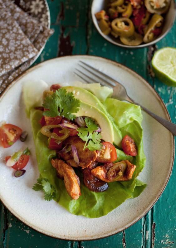 top 2016 recipes: Lettuce Tacos
