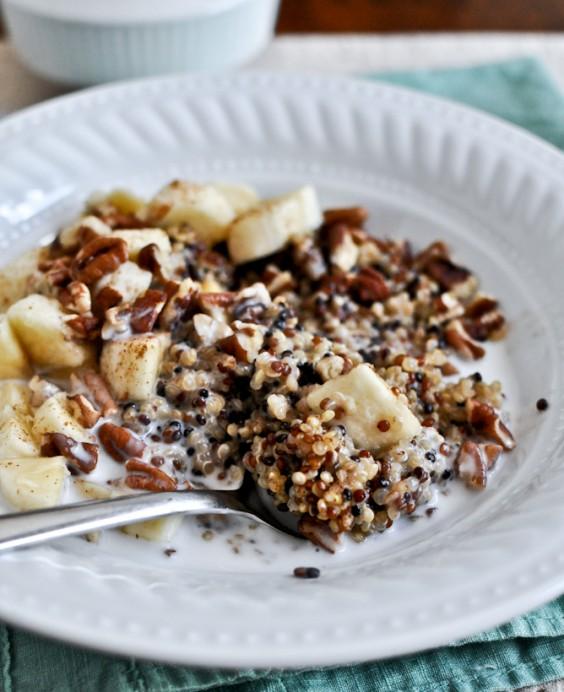 13. Breakfast Quinoa