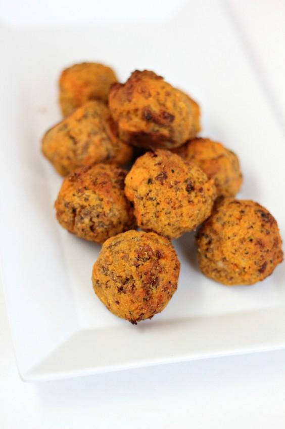 Paleo Sausage Balls