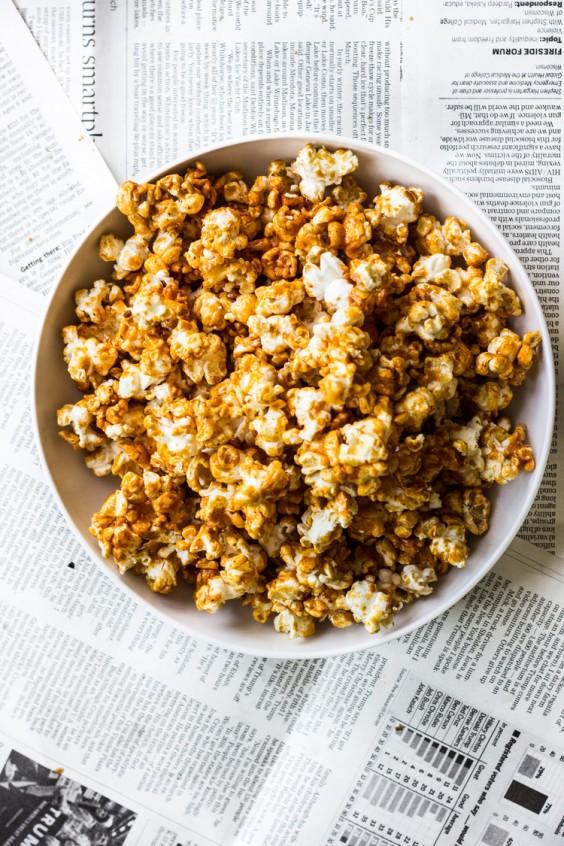 14. Buffalo Wing Popcorn