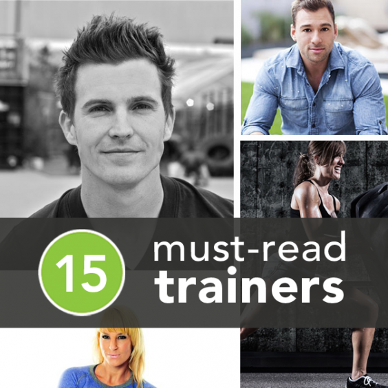15 Must-Read Trainers Rocking the Web
