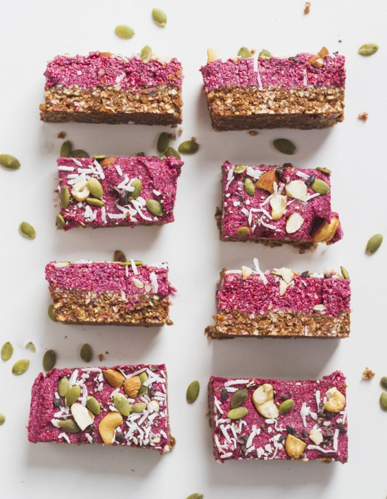 Chocolate Berry Superfood Bars