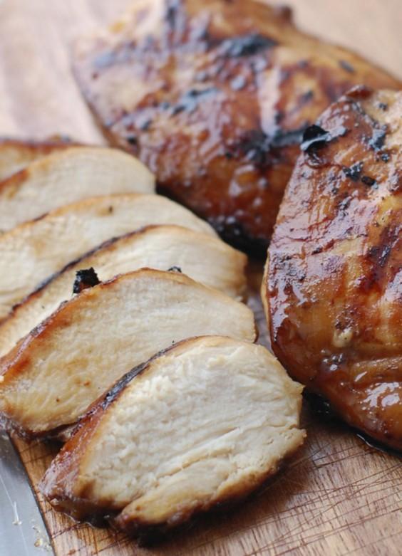the best 4-ingredient chicken marinade