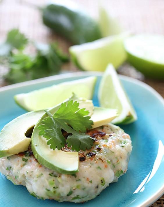 Low-Carb Recipes: Jalapeño Shrimp Cakes