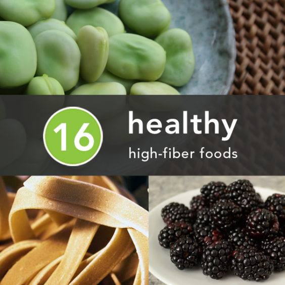 High-Fiber Foods: The 16 Best (And Most Surprising) Foods