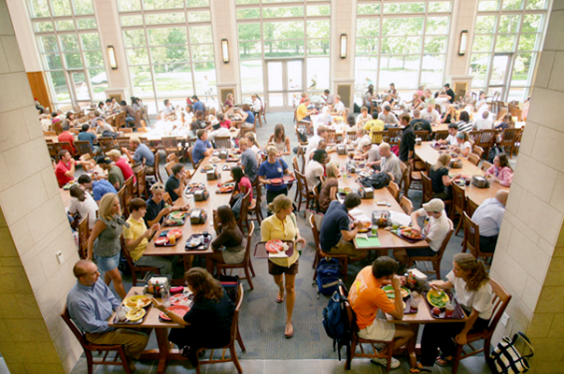 The 25 Healthiest Colleges 2013: Vanderbilt University