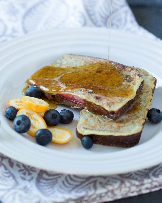 Paleo breakfast recipes that arent all eggs greatist paleo french toast ccuart Image collections