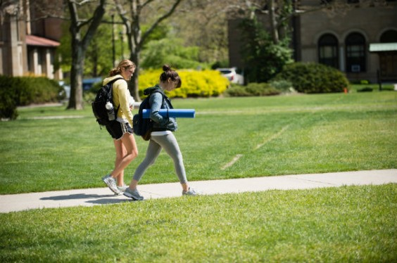 The 25 Healthiest Colleges 2013: Oberlin College