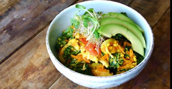 Zen Quinoa Bowl