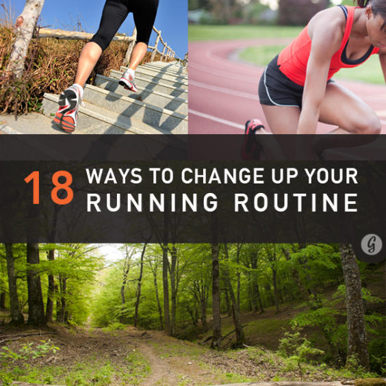 18 Ways to Change Up Your Running Routine