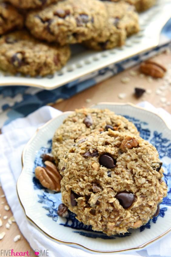 19. Banana Breakfast Cookies