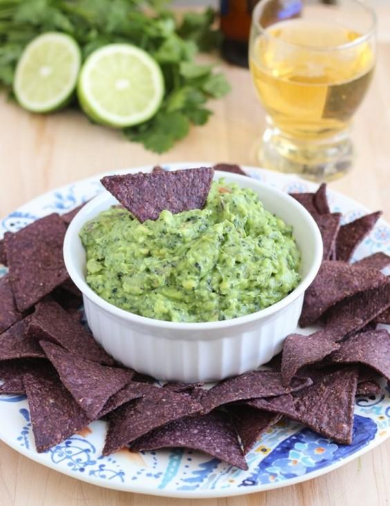 Kale Guacamole Recipe