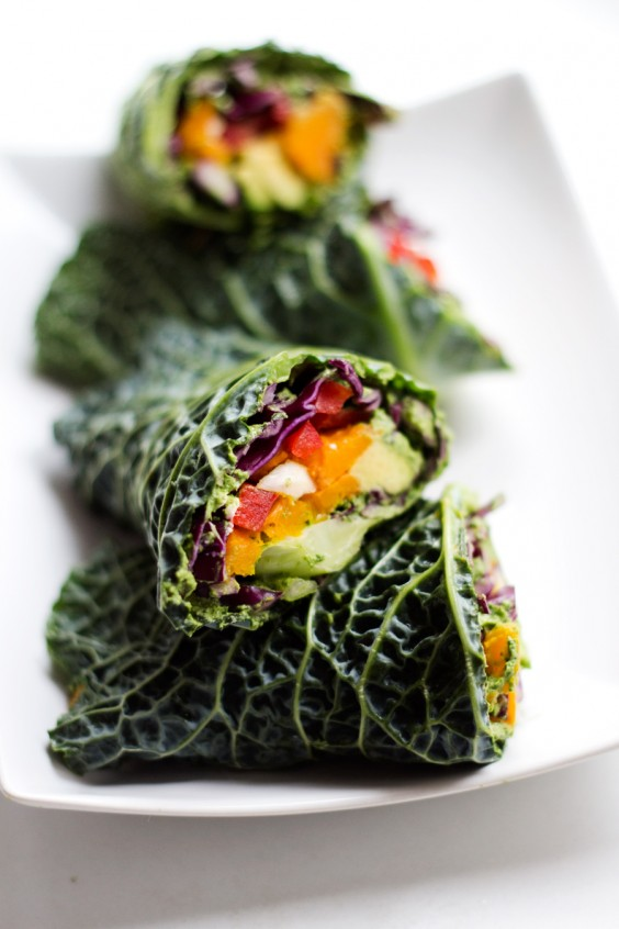 Healthy Lunch Ideas: Quick and Easy Wraps | Greatist