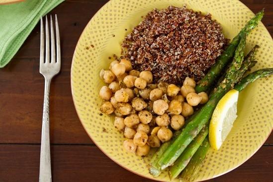 20-Minute Vegan Dinner