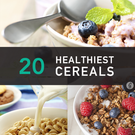 The 20 Cereals That Are Actually