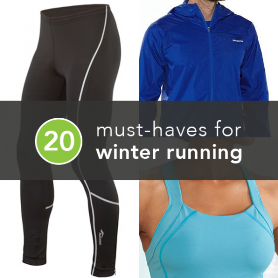 Cold Weather Running Must Haves