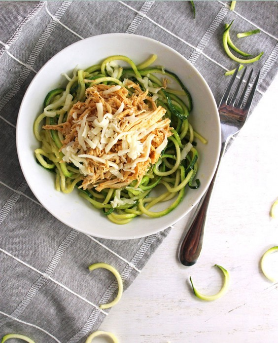Garlic Zoodles
