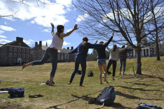 The 25 Healthiest Colleges 2013: Colby College