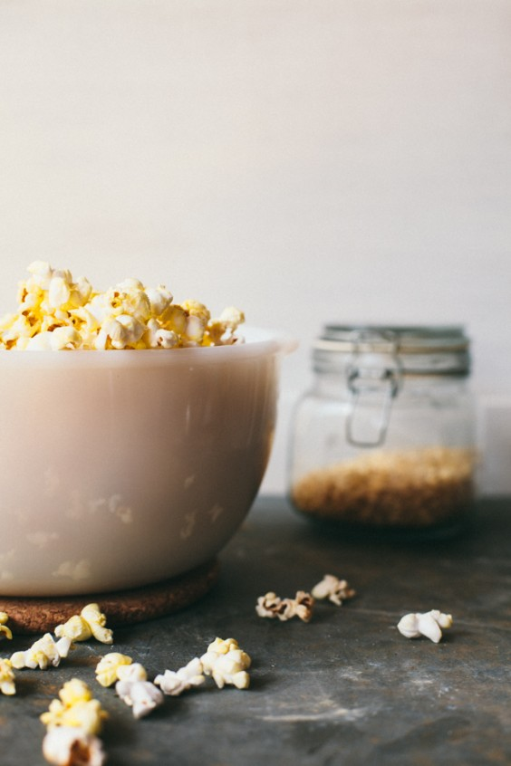 22. The Perfect Buttery Vegan Kettle Corn