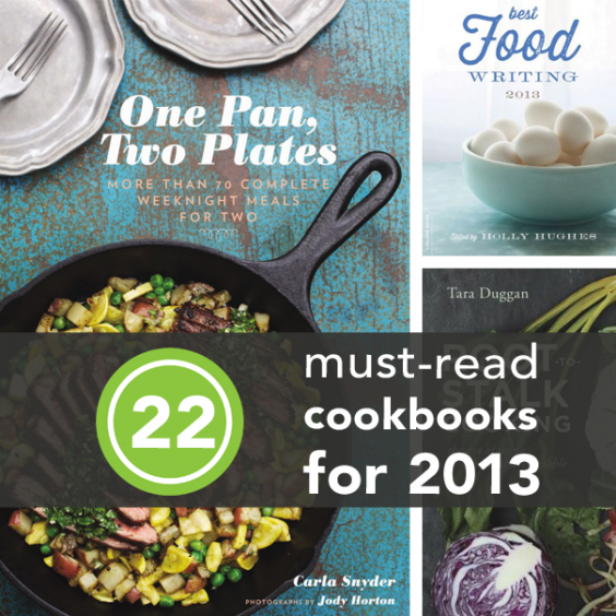 The 22 Best Cookbooks of 2013