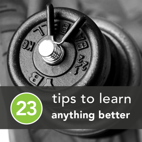 Hack your mind 23 tricks to learn anything better