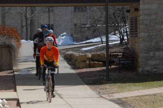 The 25 Healthiest Colleges 2013: St. Olaf College