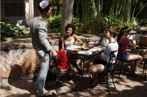 The 25 Healthiest Colleges 2013: Scripps College