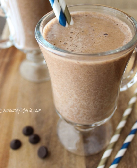 Chocolate Espresso Smoothie