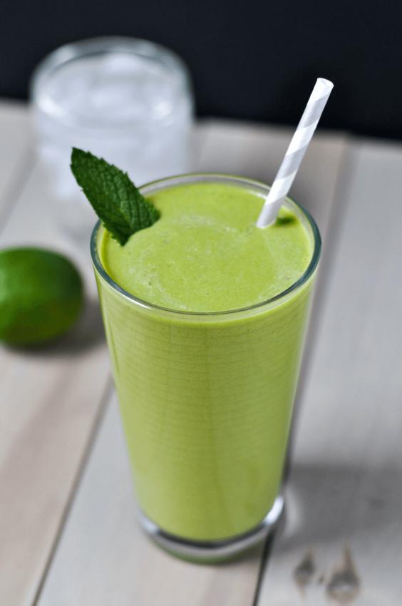 Mojito Green Smoothie