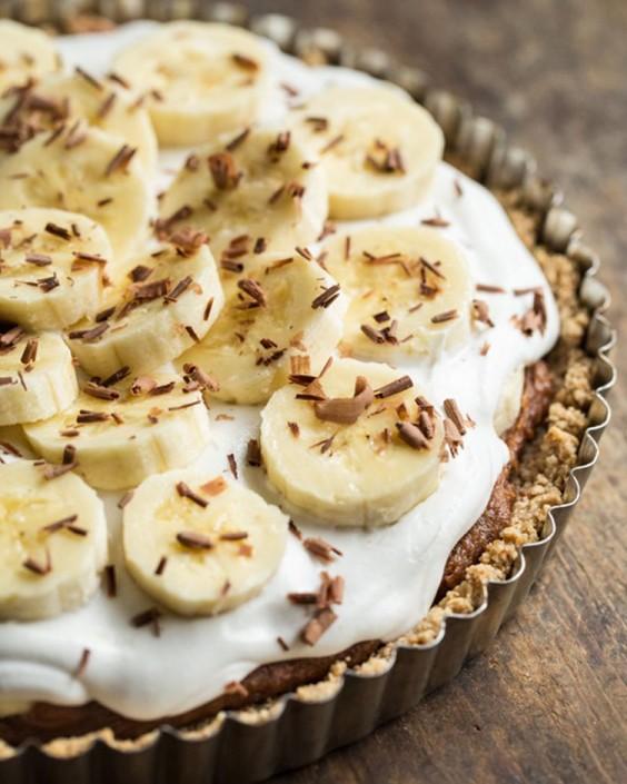 Bananofee Pie
