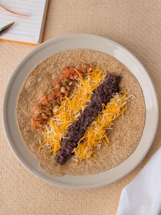 Basic Burrito