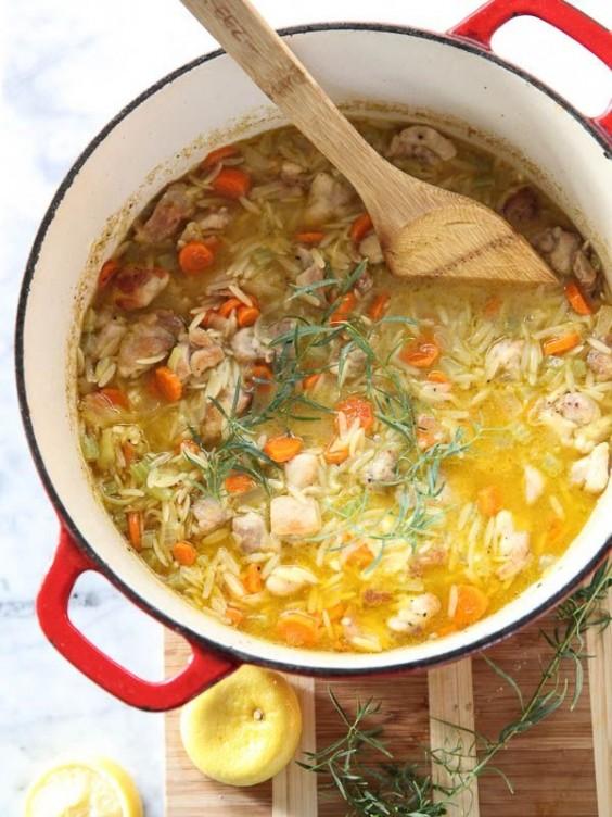 Detox Recipes: Lemon Chicken Stew