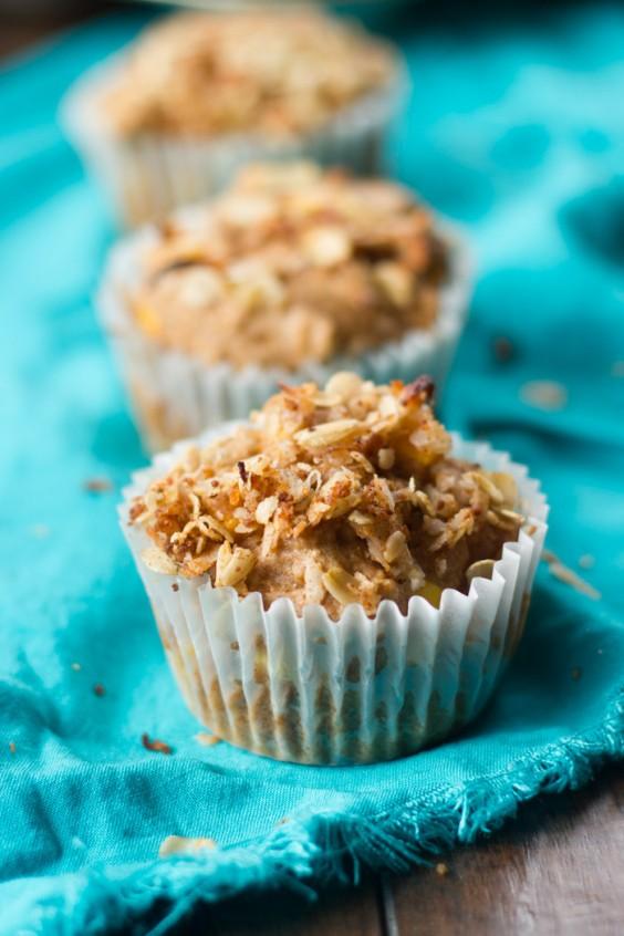 27. Vegan Mango Muffins