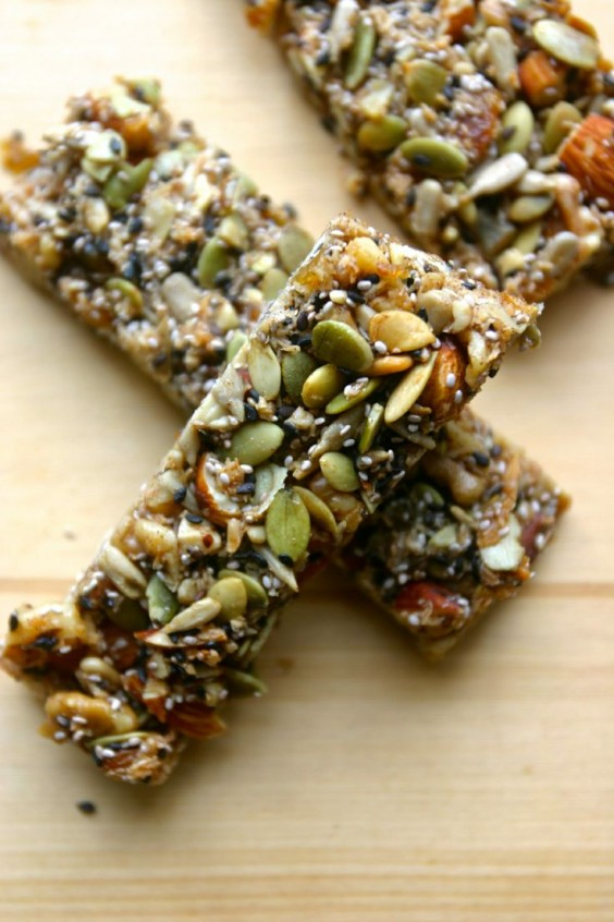 energy bars healthy portable snacks you can make at home greatist