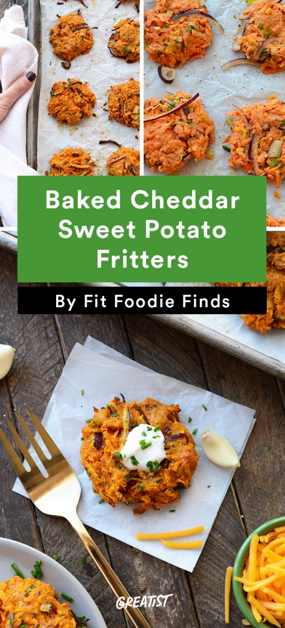 Fit Foodie Finds: Sweet Potato Fritters