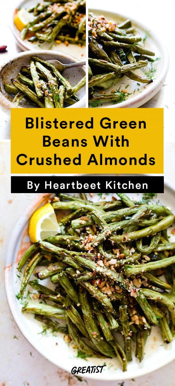 heartbeet kitchen: Green Beans