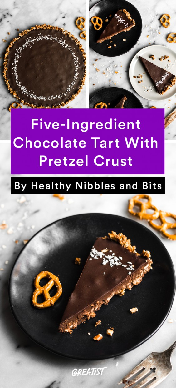 healthy nibbles and bits: Chocolate Tart