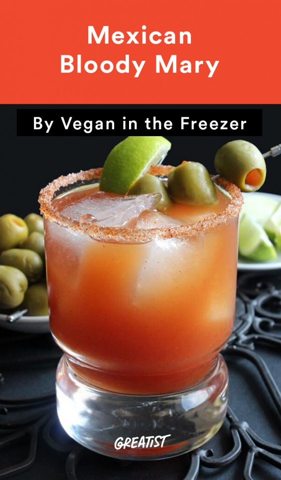 Mexican Bloody Mary Recipe