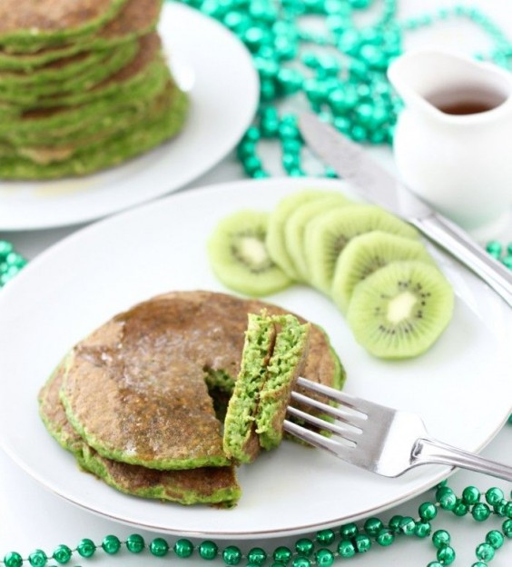Greens Recipe: Spinach Pancakes