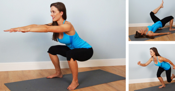 The 30-Minute, Glute-Building Bodyweight Workout | Greatist