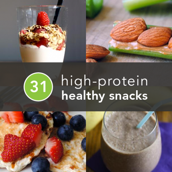 high protein snacks 31 healthy and portable snack ideas